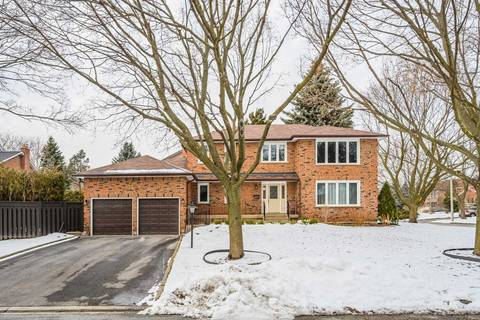 House for sale at 1857 Friar Tuck Ct Mississauga Ontario - MLS: W4690751