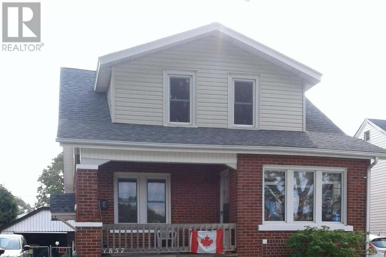 House for sale at 1857 Hickory  Windsor Ontario - MLS: 20009468