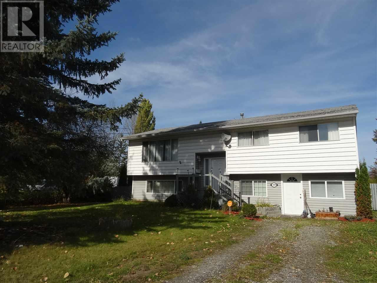 Removed: 1858 Dogwood Avenue, Quesnel, BC - Removed on 2020-05-05 10:27:10