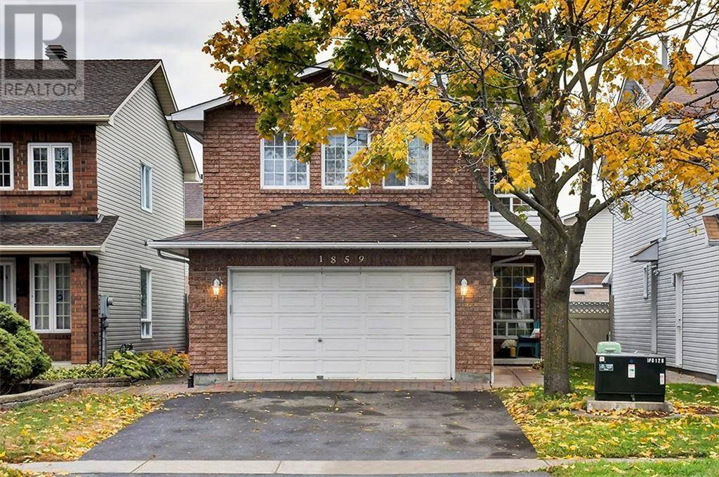 House for sale at 1859 Belcourt Blvd Orleans Ontario - MLS: 1172805