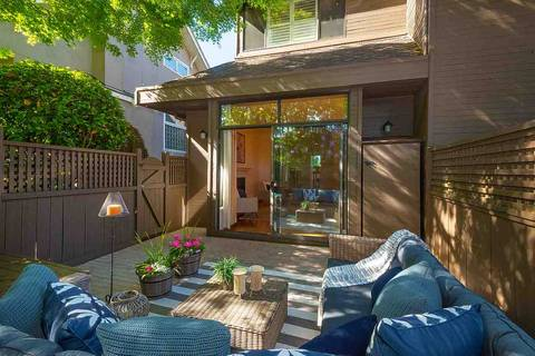 Townhouse for sale at 1859 11th Ave W Vancouver British Columbia - MLS: R2372209