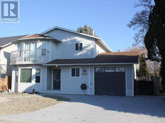 House for sale at 186 Chatham Pl Penticton British Columbia - MLS: 181569