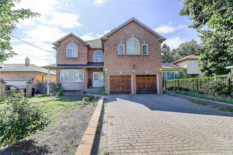 House for sale at 186 Conlins Rd Toronto Ontario - MLS: E4644637
