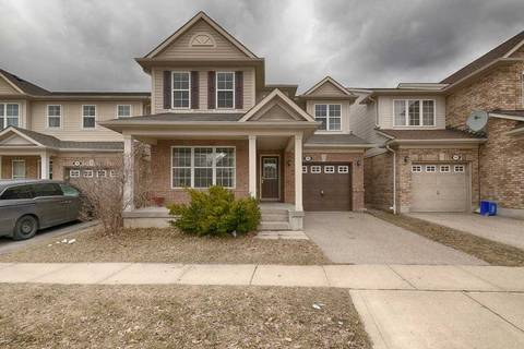 House for sale at 186 Coulthard Blvd Cambridge Ontario - MLS: X4406965