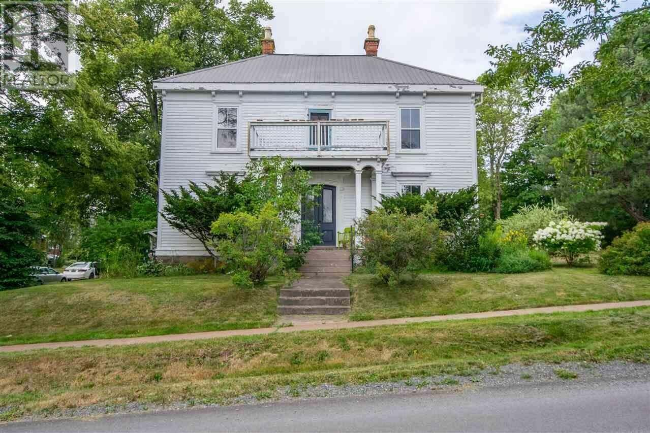 House for sale at 186 Faulkland St Pictou Nova Scotia - MLS: 202017224