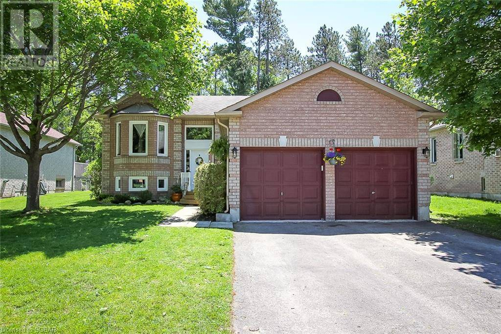 House for sale at 186 Fernbrook Dr Wasaga Beach Ontario - MLS: 202683