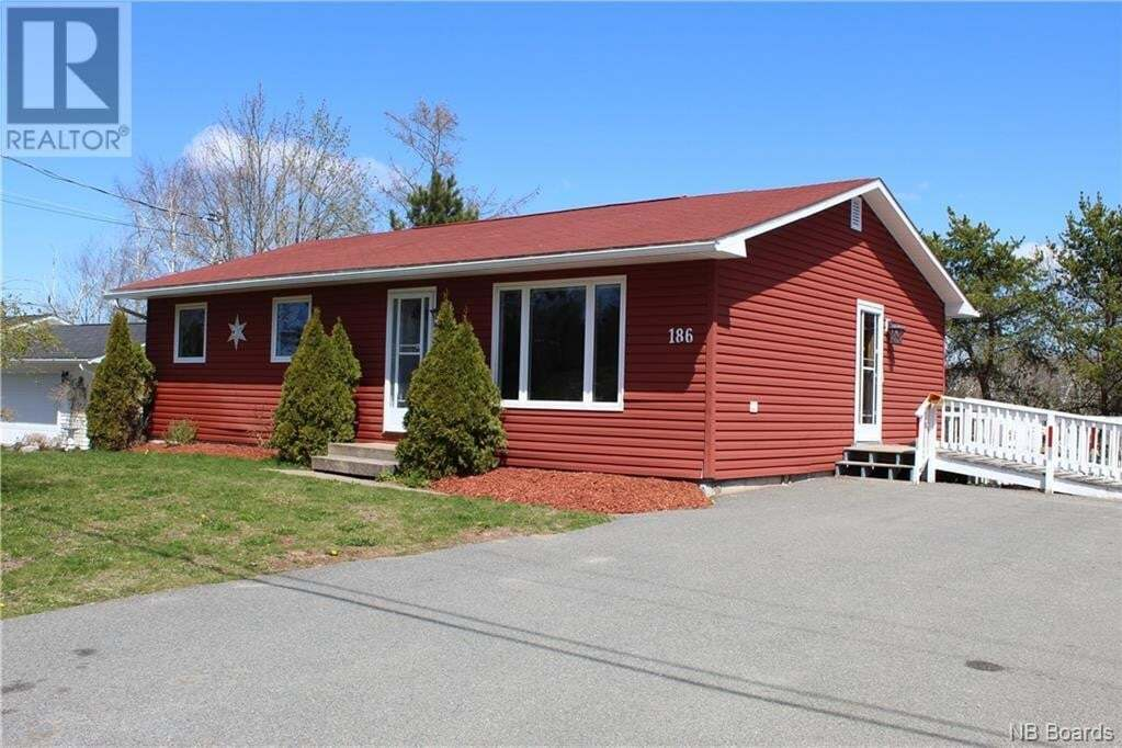 House for sale at 186 Inglewood Dr Grand Bay-westfield New Brunswick - MLS: NB043977