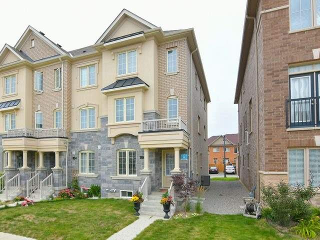 For Sale: 186 Inspire Boulevard, Brampton, ON | 3 Bed, 3 Bath Townhouse for $639,900. See 20 photos!