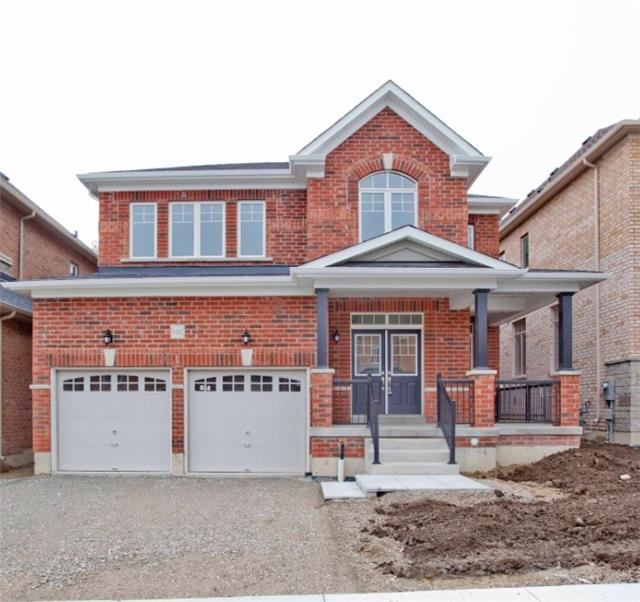 House for sale at 186 Inverness Way Bradford West Gwillimbury Ontario - MLS: N4288642
