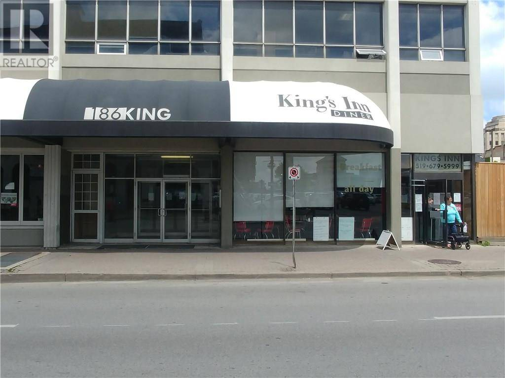 Home for sale at 186 King St London Ontario - MLS: 198226