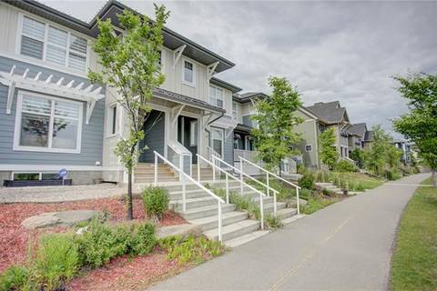 Townhouse for sale at 186 Mahogany Blvd Southeast Calgary Alberta - MLS: C4247388