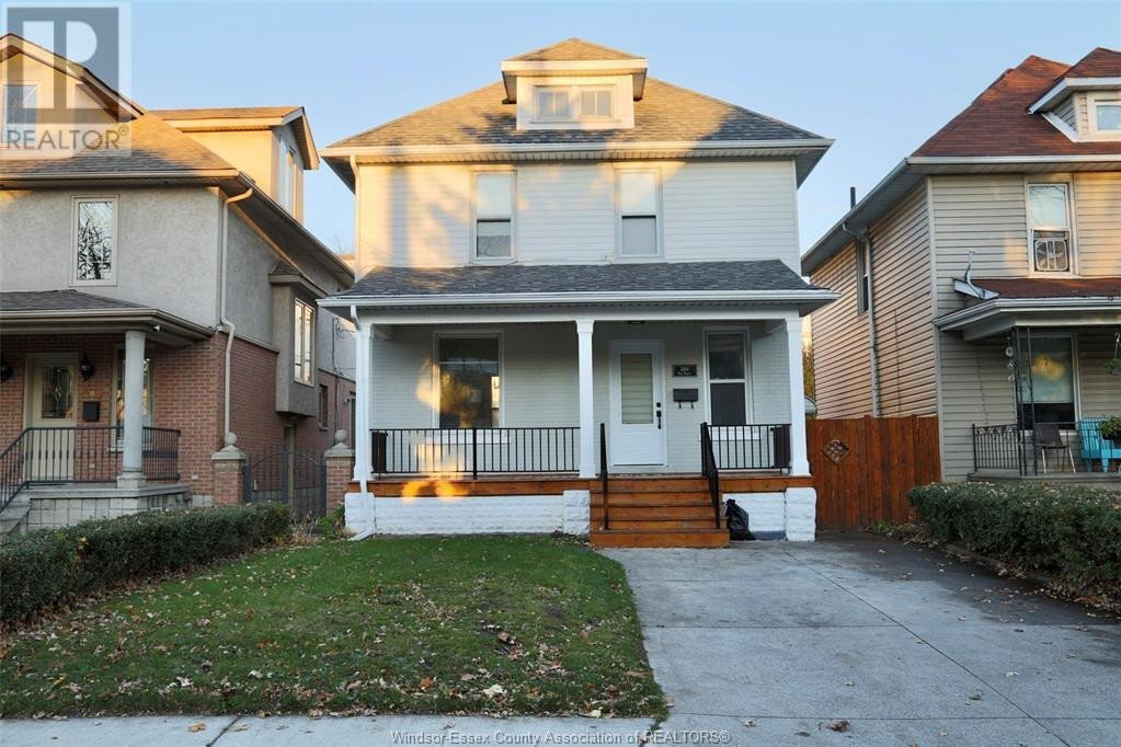 House for sale at 186 Oak  Windsor Ontario - MLS: 20015380