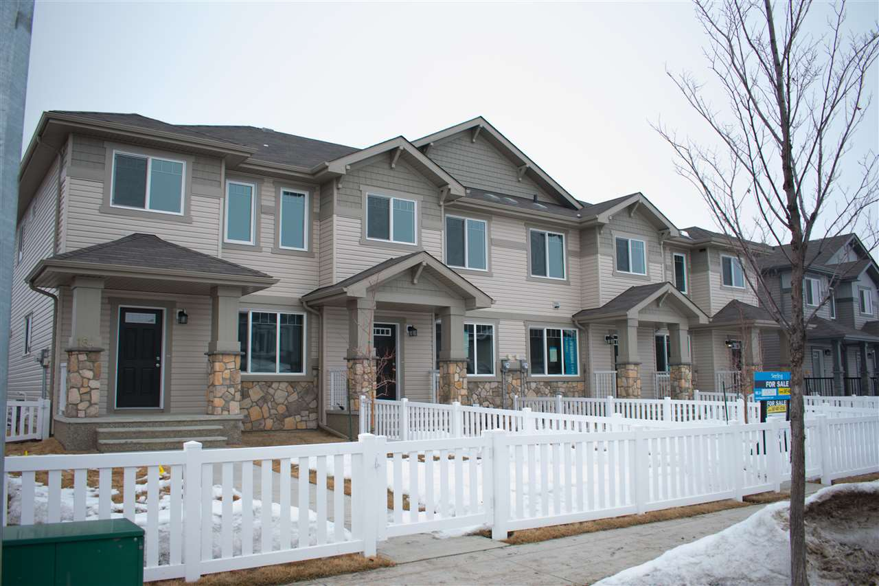 For Sale: 186 Santana Crescent, Fort Saskatchewan, AB | 3 Bed, 3 Bath Townhouse for $299,000. See 18 photos!