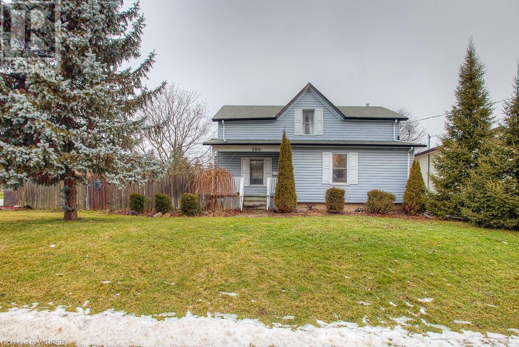 Removed: 186 Skye Street, Ingersoll, ON - Removed on 2020-02-04 05:09:04