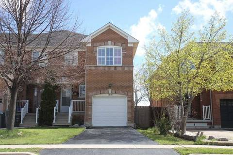 Townhouse for sale at 186 Twin Pines Cres Brampton Ontario - MLS: W4450317