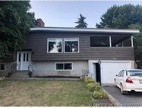 House for sale at 1860 Kerr Rd Kelowna British Columbia - MLS: 10197707