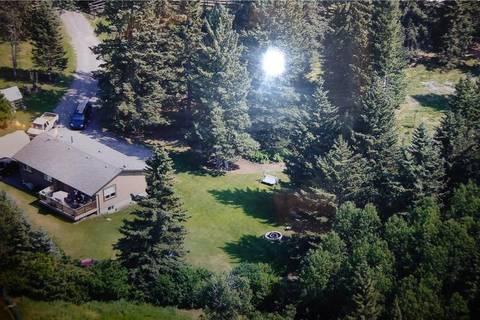 House for sale at 186015 Priddis Valley Rd West Priddis Alberta - MLS: C4272662