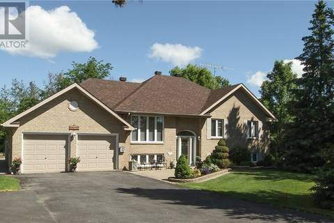 House for sale at 18605 Grandview Cres Williamstown Ontario - MLS: 1138614