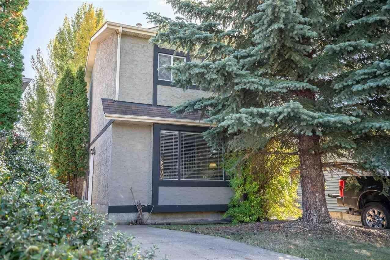 House for sale at 18609 54 Av NW Edmonton Alberta - MLS: E4215497