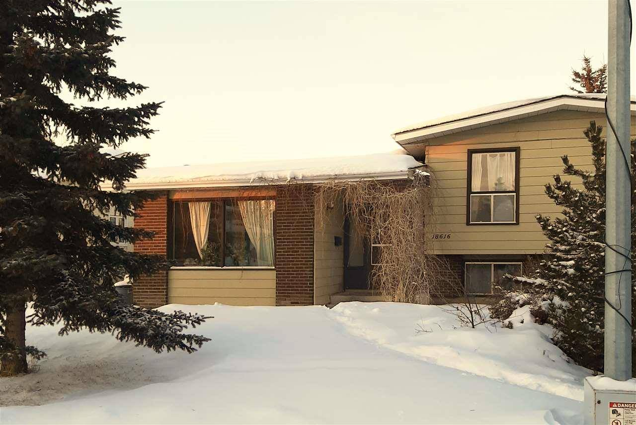 House for sale at 18616 68 Ave Nw Edmonton Alberta - MLS: E4187690