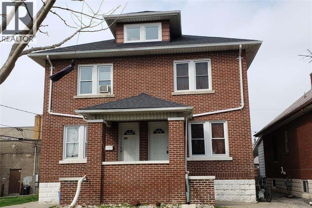 Townhouse for sale at 1863-67 Gladstone  Windsor Ontario - MLS: 20012814
