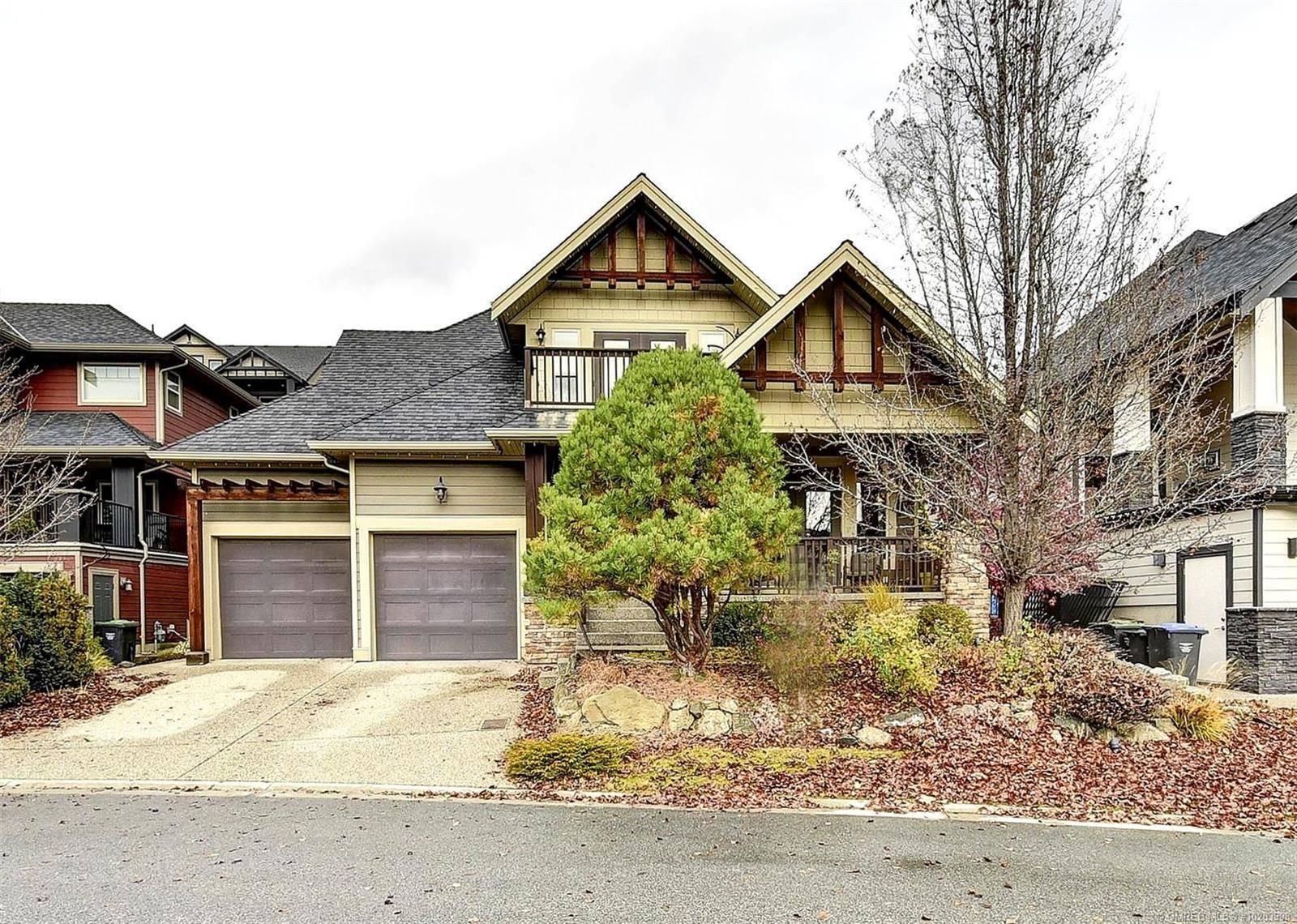 House for sale at 1863 Hidden Lake Pl Kelowna British Columbia - MLS: 10203998