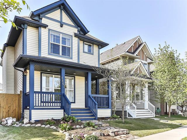 Sold: 1863 New Brighton Drive Southeast, Calgary, AB