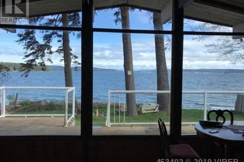 House for sale at 1864 Beach Dr Port Mcneill British Columbia - MLS: 453403