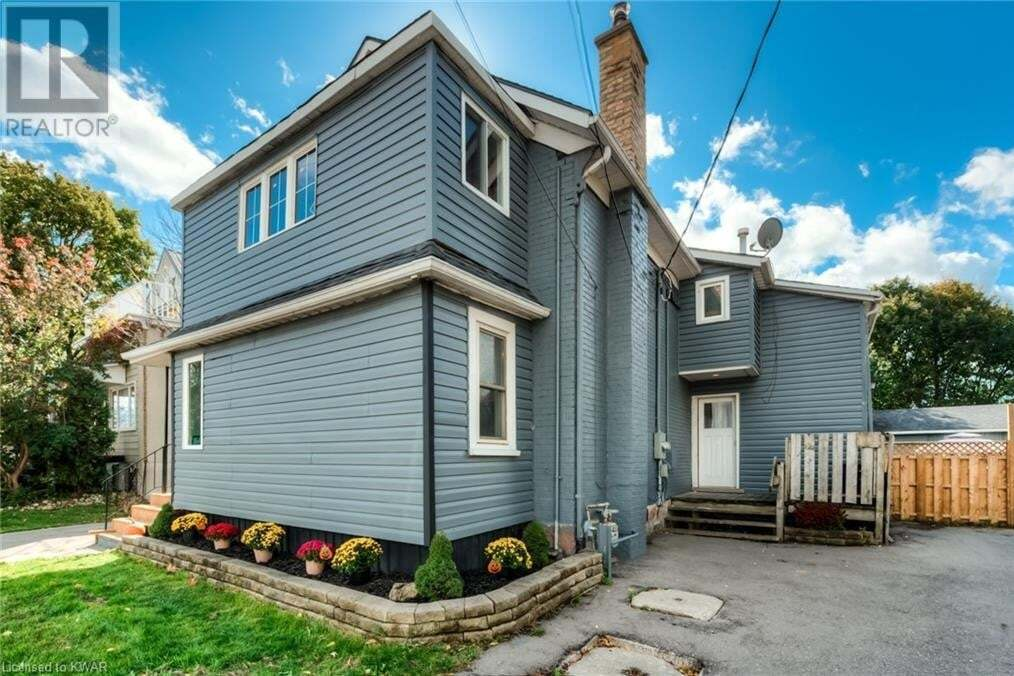 House for sale at 1864 Notre Dame Dr St. Agatha Ontario - MLS: 40031913