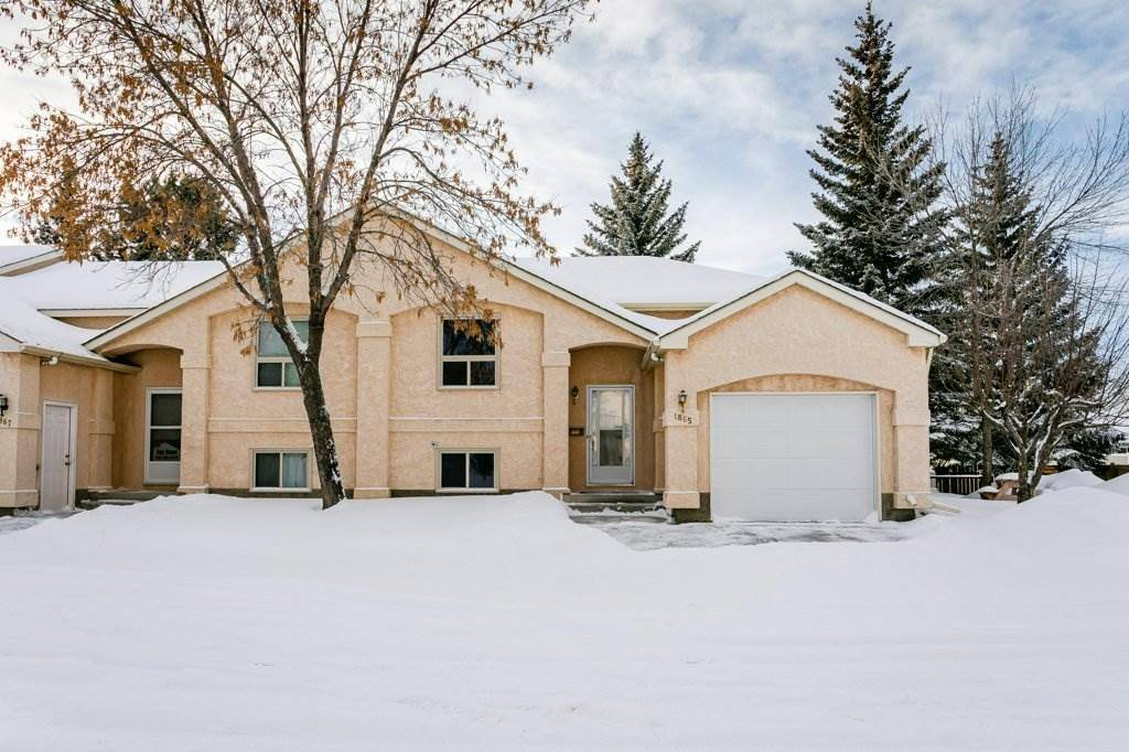 Townhouse for sale at 1865 Mill Woods Rd Nw Edmonton Alberta - MLS: E4189082