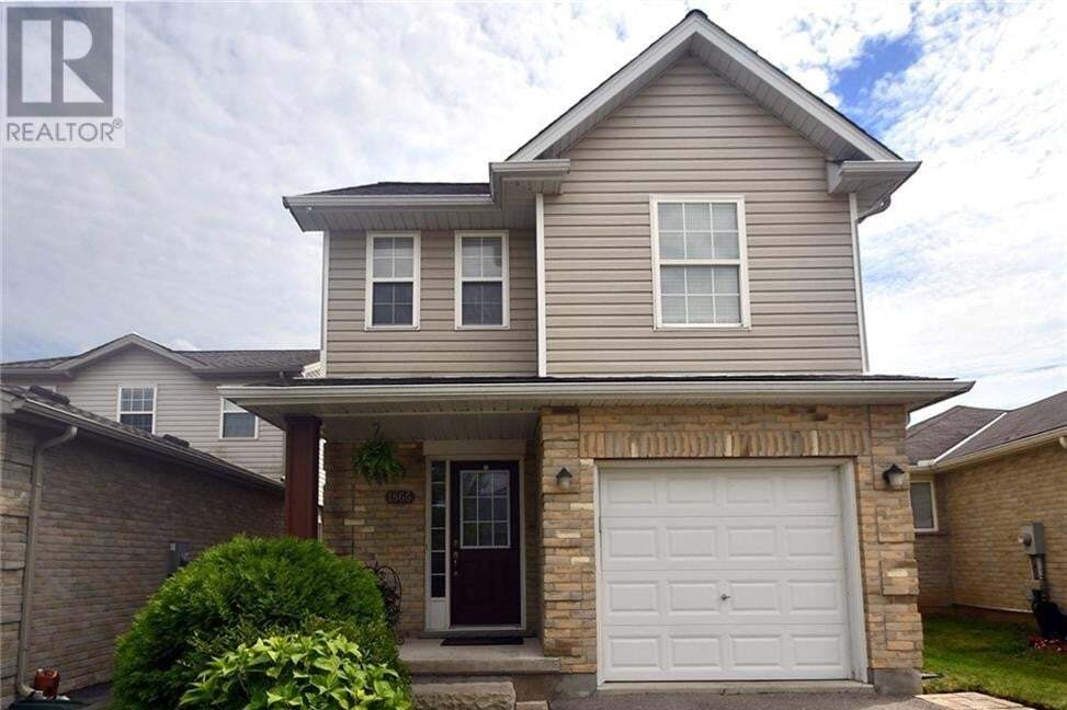 House for sale at 1866 Bloom Cres London Ontario - MLS: 40007489
