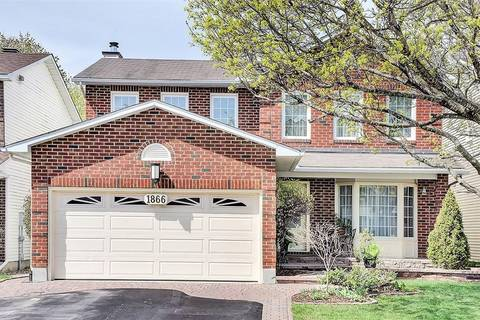 House for sale at 1866 Leclair Cres Ottawa Ontario - MLS: 1152337