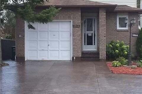 House for sale at 1866 Longman Cres Ottawa Ontario - MLS: 1210872