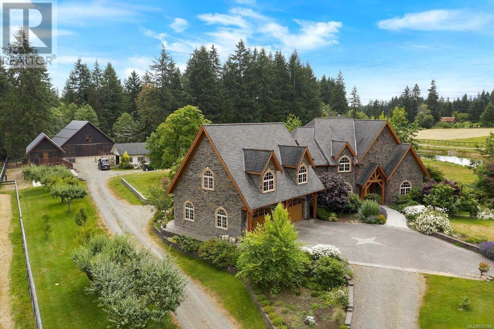 House for sale at 1867 Surgenor  Black Creek British Columbia - MLS: 850188