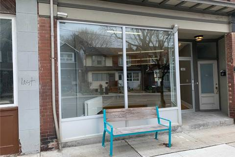 Commercial property for lease at 1869 Gerrard St Toronto Ontario - MLS: E4621578
