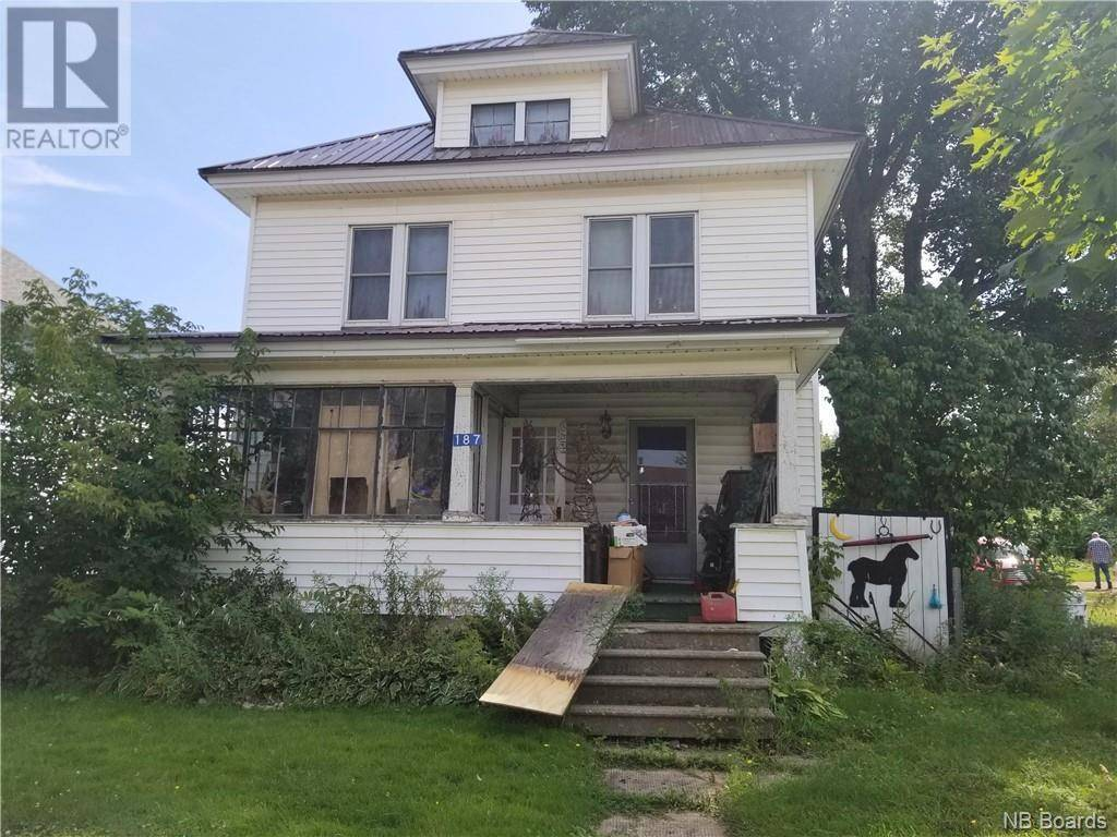 House for sale at 191 Main St Unit 187 Chipman New Brunswick - MLS: NB032453