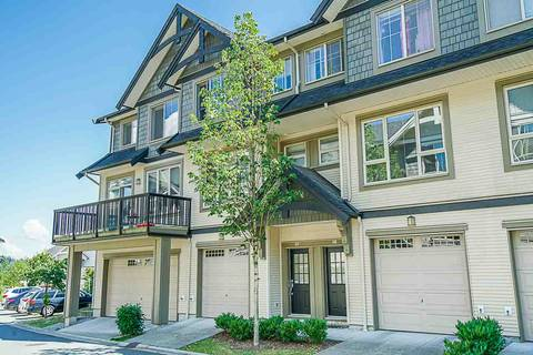 Townhouse for sale at 3105 Dayanee Springs Blvd Unit 187 Coquitlam British Columbia - MLS: R2385086