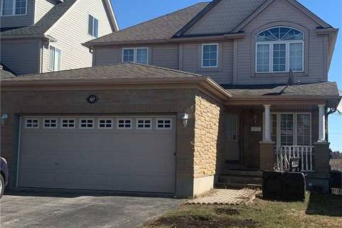 House for sale at 187 Adler Dr Cambridge Ontario - MLS: X4737801
