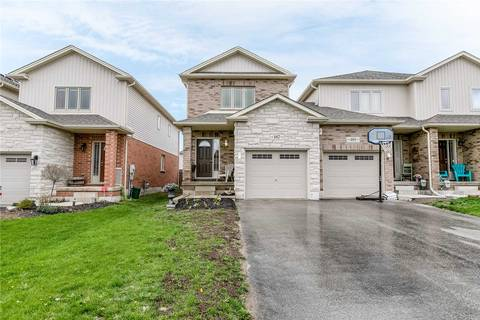 Townhouse for sale at 187 Banting Cres Essa Ontario - MLS: N4454469