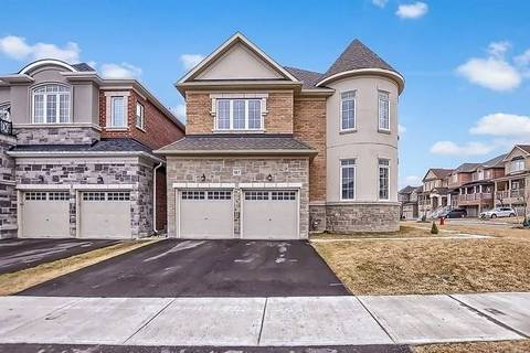 House for sale at 187 Barrow Ave Bradford West Gwillimbury Ontario - MLS: N4420733