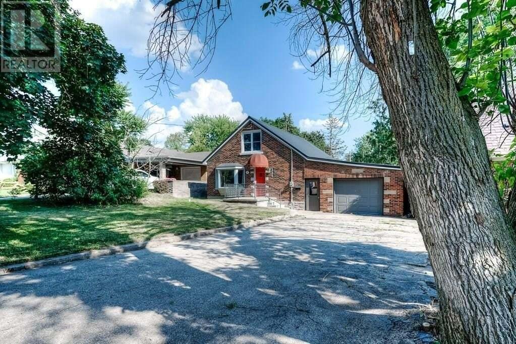 House for sale at 187 Bridgeport Rd East Waterloo Ontario - MLS: 30819664
