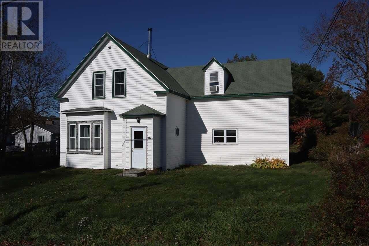 House for sale at 187 Brooklyn Shore Rd Brooklyn Nova Scotia - MLS: 201924723