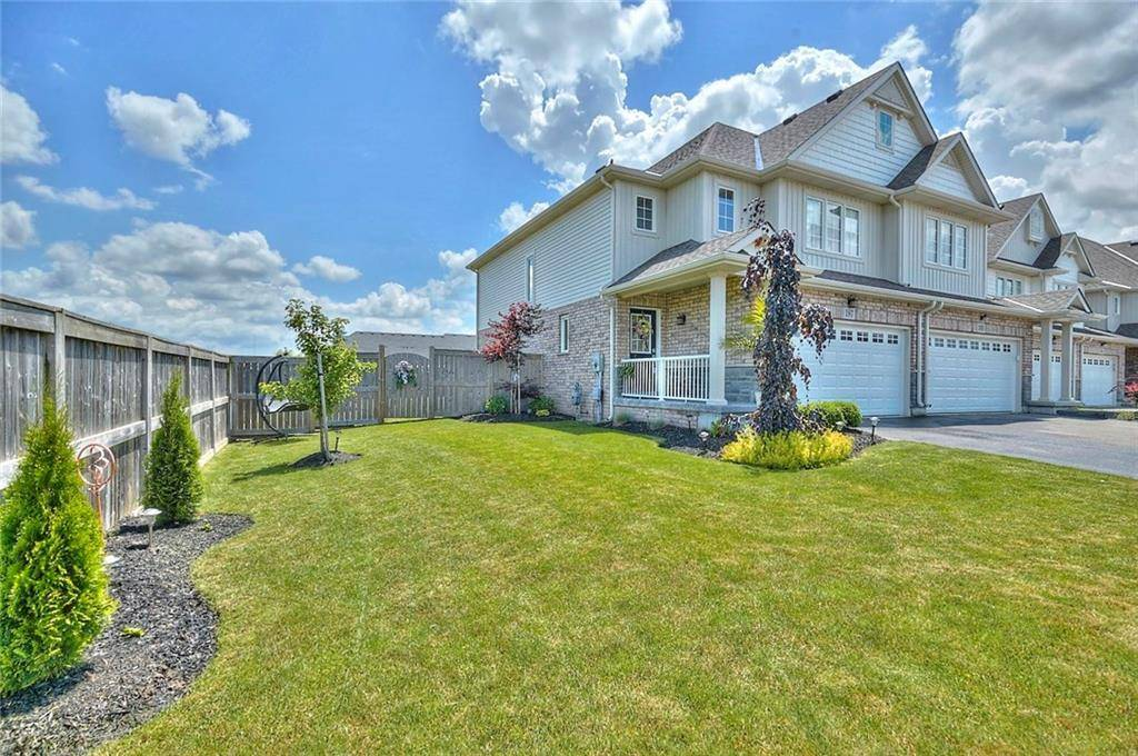 Townhouse for sale at 187 Cardinal Cres Welland Ontario - MLS: 30762339