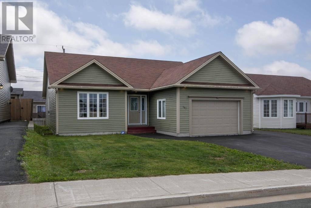 House for sale at 187 Elizabeth Dr Paradise Newfoundland - MLS: 1210148