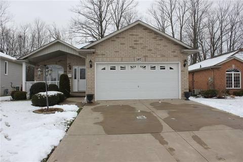 House for sale at 187 Foxtail Ave Welland Ontario - MLS: 30723120