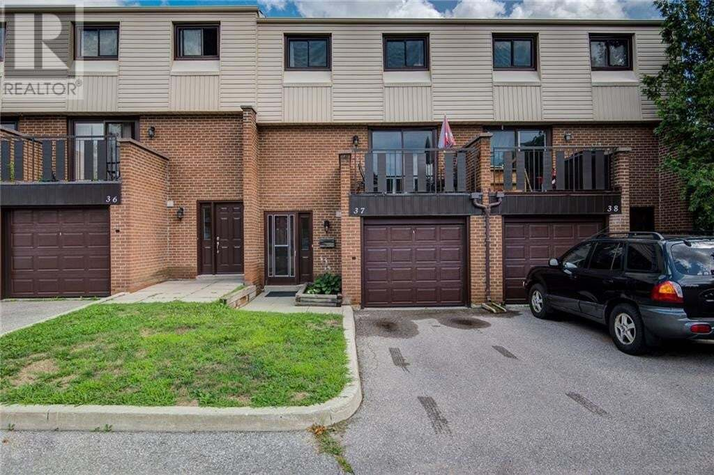 Townhouse for sale at 187 Grulke St Kitchener Ontario - MLS: 30826965