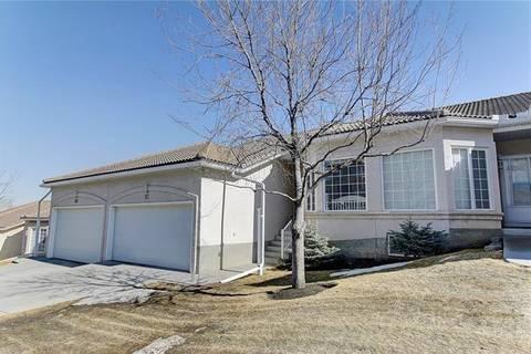 Townhouse for sale at 187 Hamptons Li Northwest Calgary Alberta - MLS: C4279420