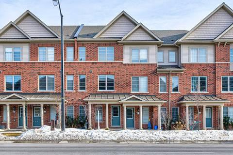 Townhouse for sale at 187 Inspire Blvd Brampton Ontario - MLS: W4702277