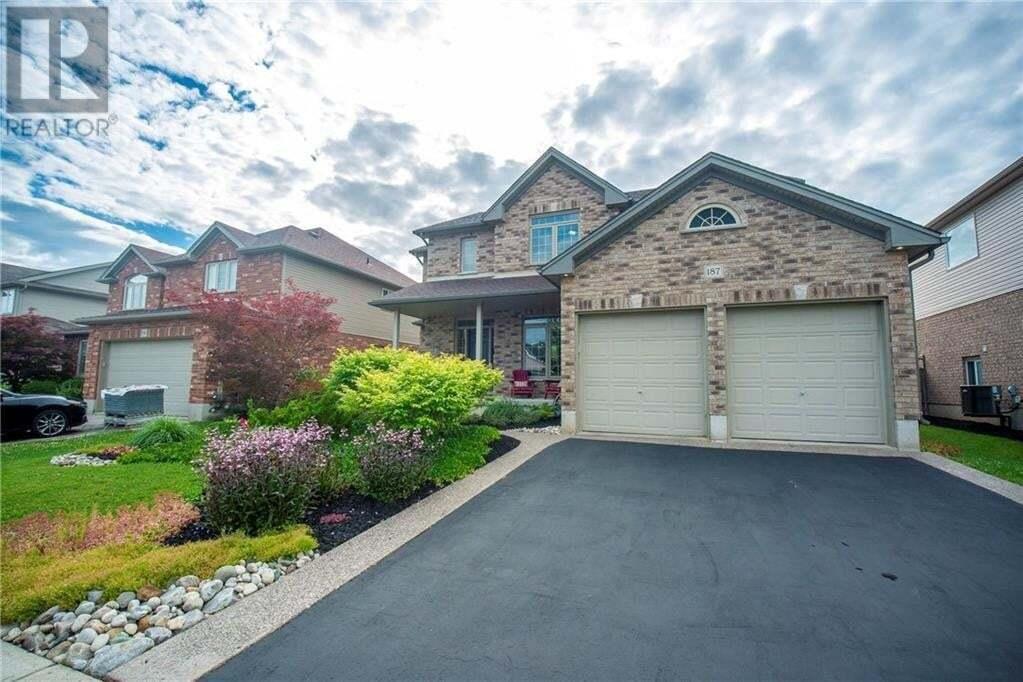 House for sale at 187 Laschinger Blvd New Hamburg Ontario - MLS: 30818195