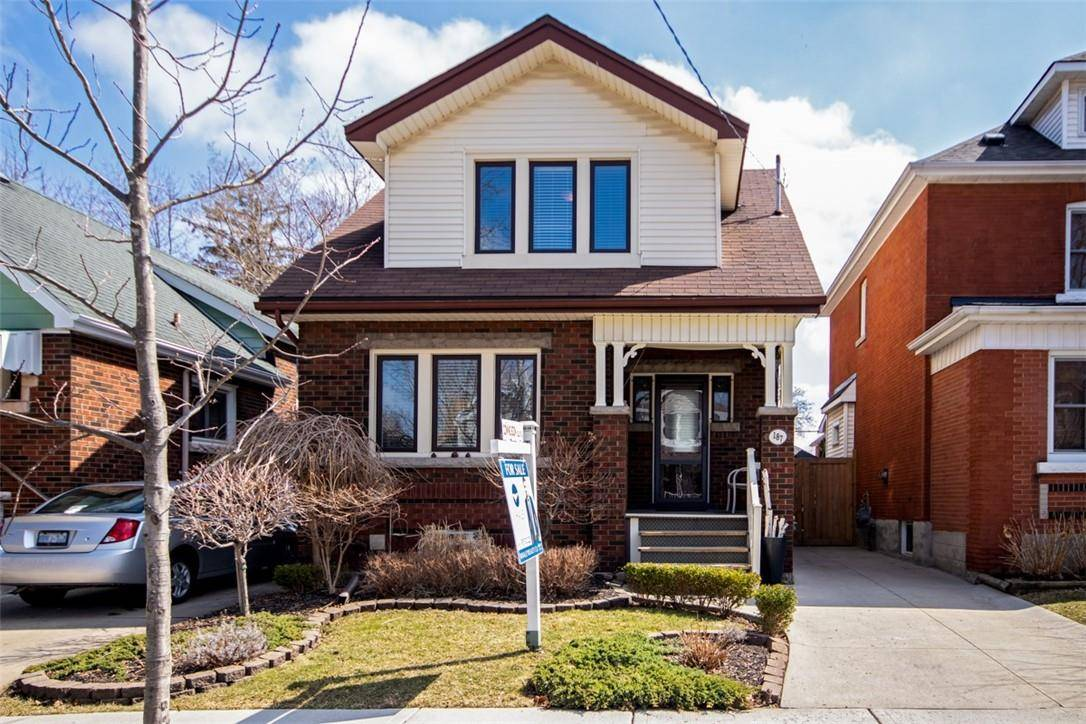 House for sale at 187 London St S Hamilton Ontario - MLS: H4075834